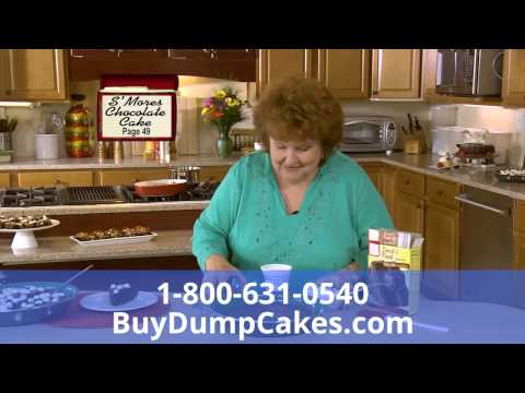 Dump Cakes – Cookbook Commercial