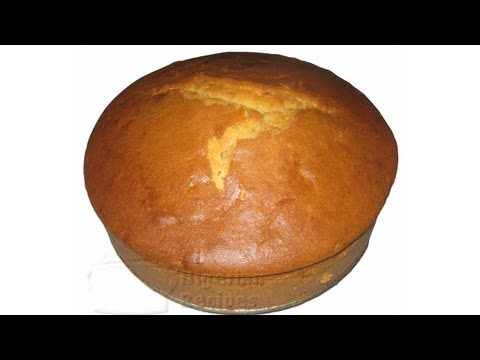 How to make Nigerian Cake