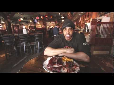 A Shift With Clyde Green, Pitmaster at Dinosaur Bar-B-Que
