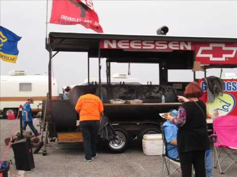 January 12 2013 Brisket Cook Off Bar B Que pit making BBQ TEXAS PITS