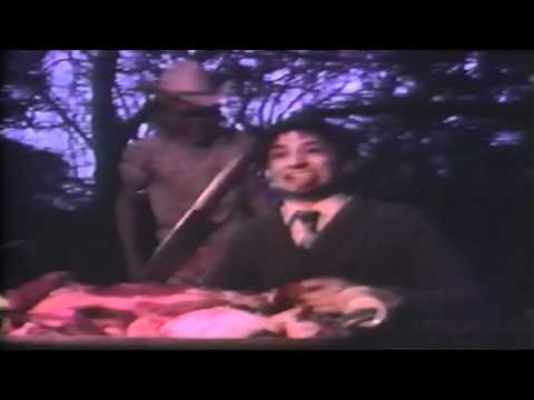 Butthole Surfers – Entering Texas – Bar-B-Que Movie 1989