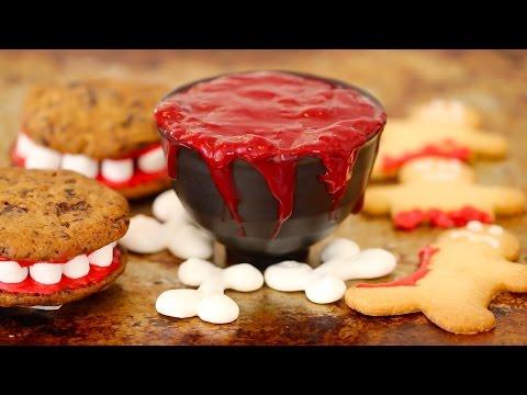 Halloween Cookies Monster Trilogy – Gemma's Bigger Bolder Baking Ep. 38