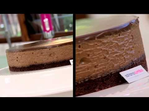 Zumbo Baking – Milk Chocolate Mousse Cake (Full Video)