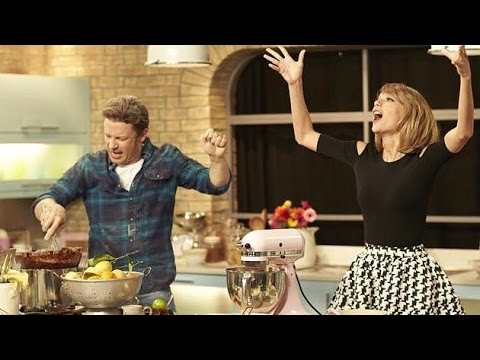 Jamie & Taylor Swift | Bake It Off | Stand Up to Cancer | Parody