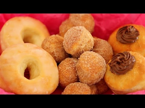 Homemade Donuts: Baked Better than Fried? – Gemma's Bigger Bolder Baking Ep 32