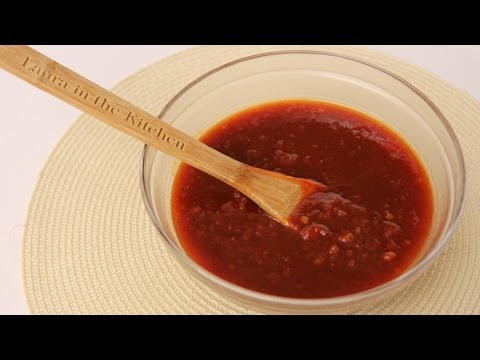 Homemade Barbecue Sauce – Laura Vitale – Laura in the Kitchen Episode 417