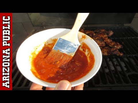 Homemade Barbecue Sauce – Easy BBQ Video Recipe
