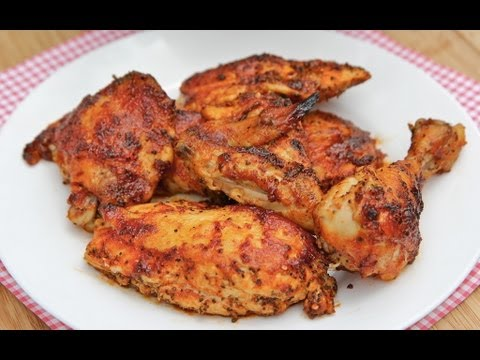 Grandma Barb's Baked BBQ Chicken Recipe