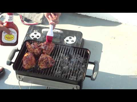 Easy Barbecue Chicken Recipe