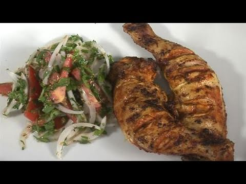 How To Cook Lebanese Barbecued Chicken