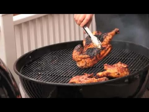 How to Make Barbecued Chicken | BBQ
