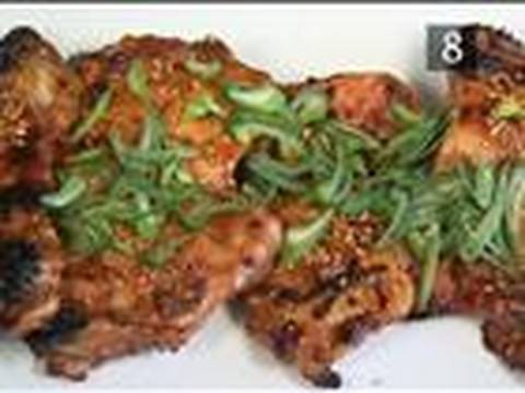How To Make Barbecued Korean Chicken