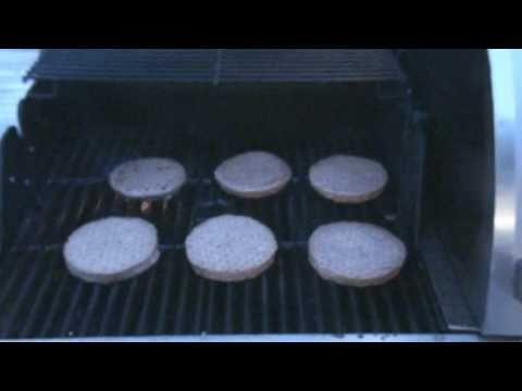 Bar-B-Que  Hamburgers , The Best !!
