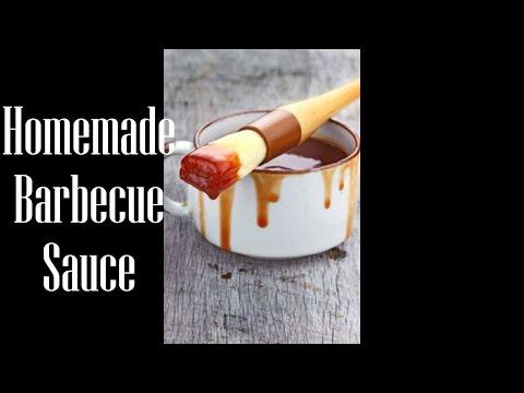 Homemade Barbecue Sauce Recipe No Ketchup