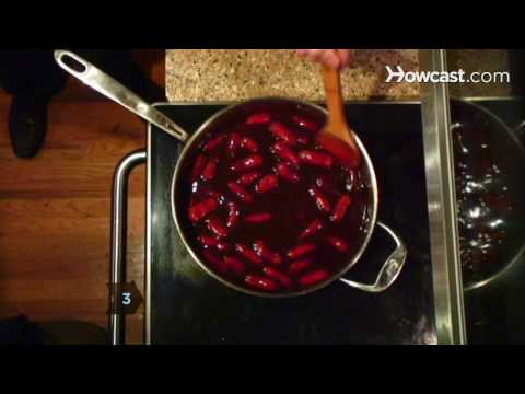 How to Make Barbecue Cocktail Wieners