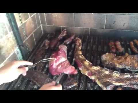 How to make a real Argentinian asado (barbecue)
