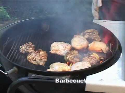 Chicken Thighs recipe by the BBQ Pit Boys