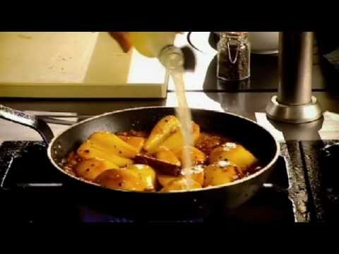 Caramelised Apples and Pears – Gordon Ramsay