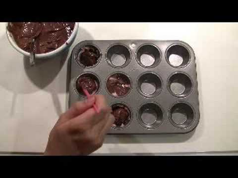Deserts – Chocolate Cups