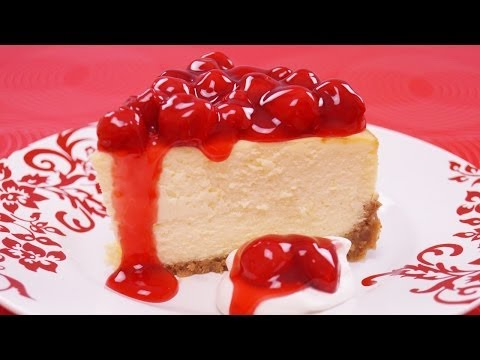 How to Make New York Cheesecake from Scratch – Mom's Cheesecake Recipe – Dishin With Di #120