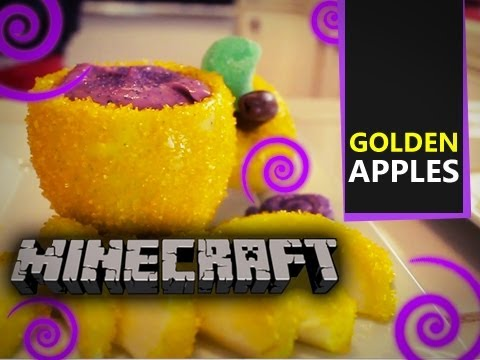 Minecraft Golden Apple Dessert – Quake N Bake