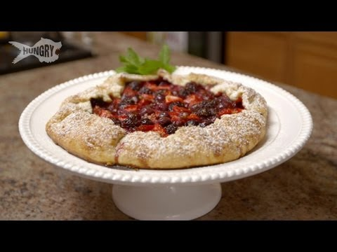 Mixed Berry Crostata – Laura Vitale Summer Desserts Unplugged