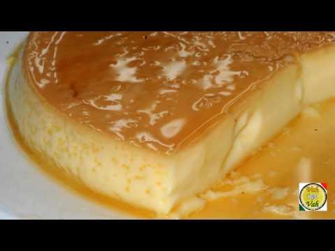 Caramel Custard – By VahChef @ VahRehVah.com