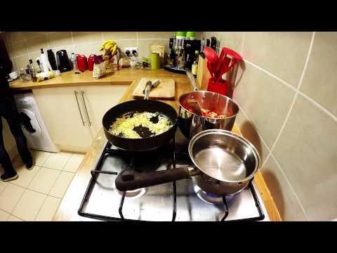 GoPro Hero 4 Silver – Making Dinner UK