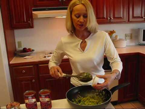 Betty's Cajun Red Beans and Rice Recipe