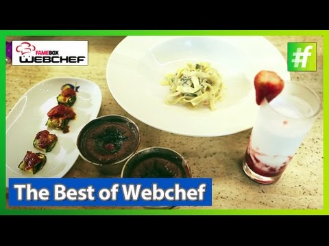Three Course Meal Prepared by Samina Patel | Round 1 | Episode 7 #WebChef