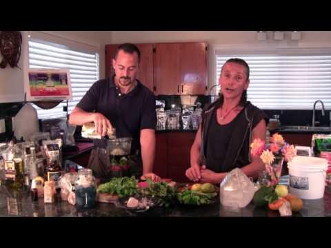 Dr Robert Cassar: The Main Course: Green Tasty Salad Dressing!