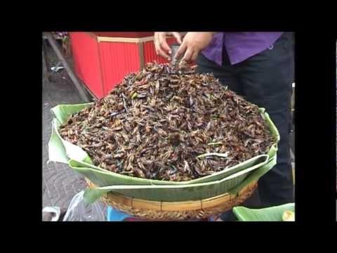 15 Cambodia Food – Food Market