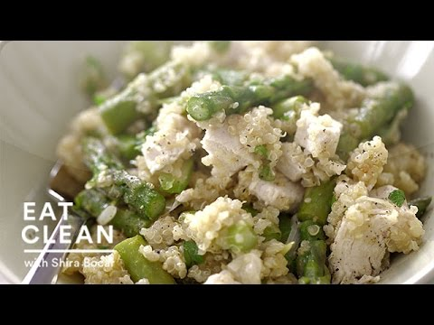 One-Pot Warm Quinoa Chicken Salad – Eat Clean with Shira Bocar