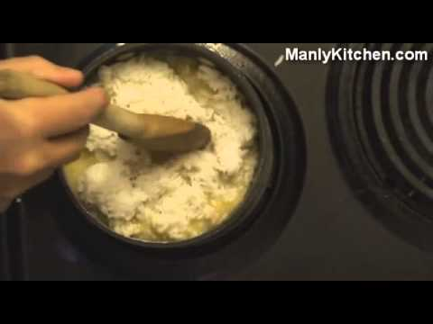 Manly Kitchen   ow to Make Breakfast Rice
