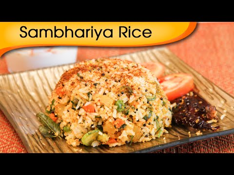 Sambhariya Rice – Popular Gujarati Meal Recipe By Annuradha Toshniwal