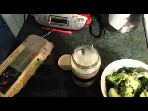 How To Make A Healthy Egg Breakfast
