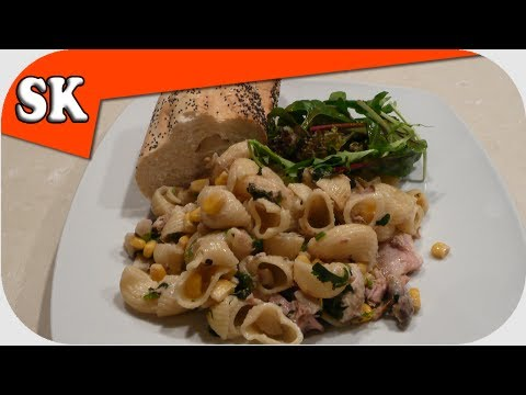 CHICKEN & TUNA PASTA – Quick and easy Family Meal – Main Meal Monday