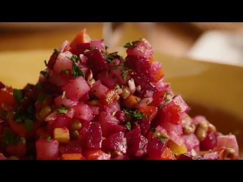 Salad Recipes – How to Make Beet Salad