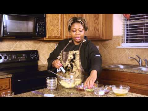 Couscous & African Dried Fruit Salad : Making Salads