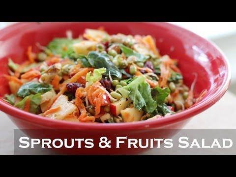 Salad Recipe | Healthy Weightloss Salad Recipes | Indian Salad Recipes | foodsandflavorsbyshilpi.com