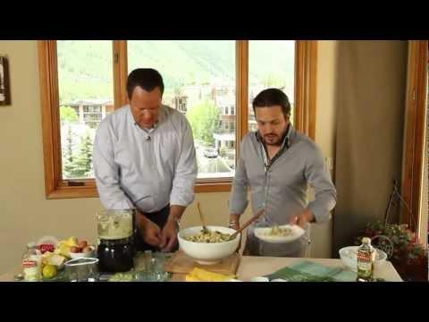 Chef Fabio Viviani: How to Make an Italian-American Pasta Salad