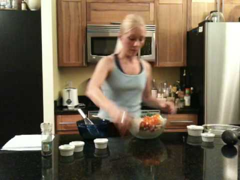 (Vinaigrettes Part 2 of 2) Making Hearty, Deli-style Salads – Potluck fare or a quick meal on-the-go