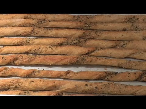 How to Make Tasty Italian Breadsticks : Tomato Salads & Other Recipes