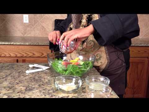 Grapefruit, Pomegranate, Molasses & Oranges Salad : Making Salads