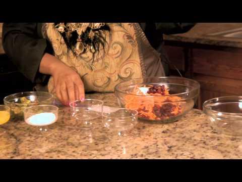 Israeli Carrot Salad : Making Salads