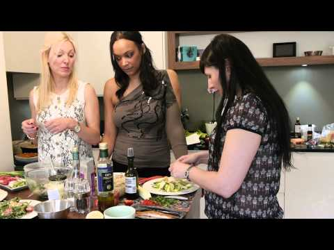 EPISODE 3/4 – How To Make Salads More Interesting (Bootcamp Pilates Beach Body Challenge)