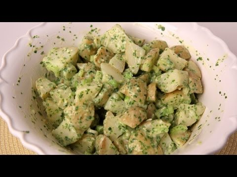 Homemade Potato Salad Recipe – Laura Vitale – Laura in the Kitchen Episode 415