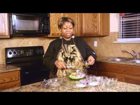 Italian Celery Salad : Making Salads