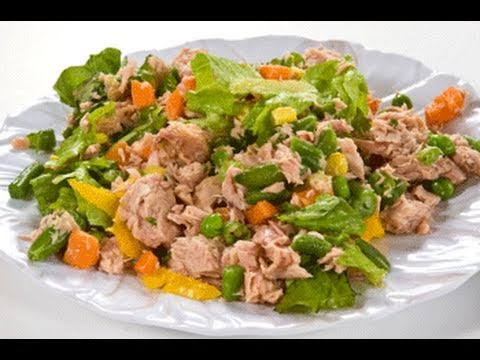 High-Protein Bodybuilding Tuna Salad