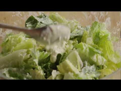 How to Make Caesar Salad Supreme
